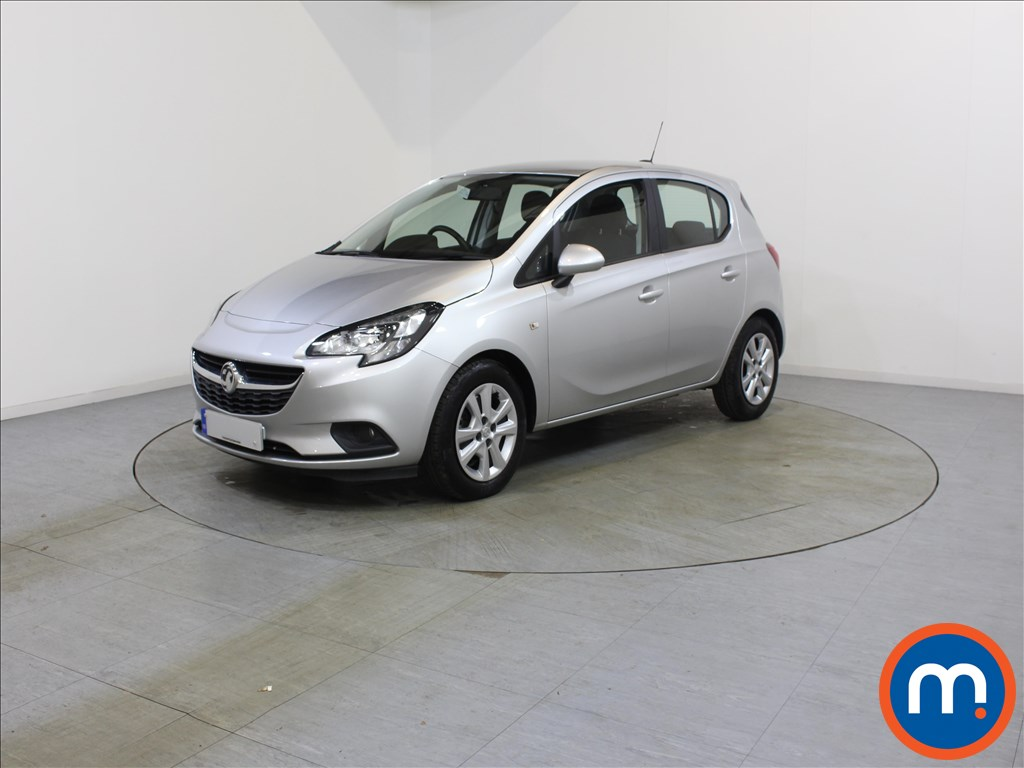 Vauxhall Corsa Design - Stock Number 1068469 Passenger side front corner