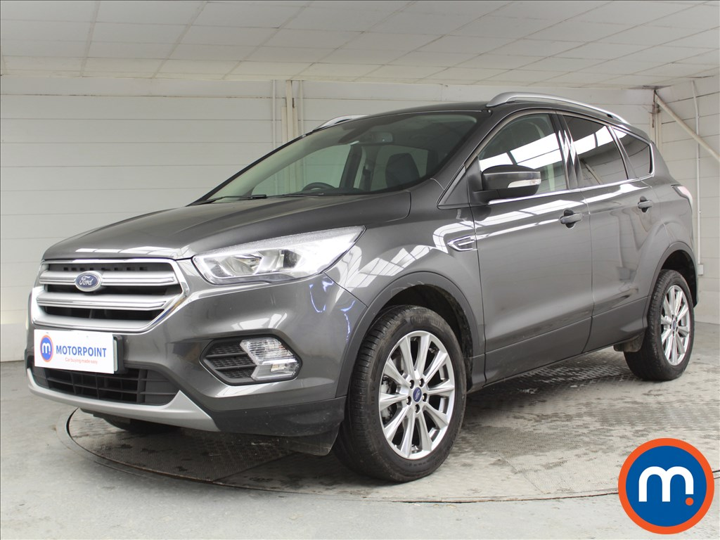 Ford Kuga Titanium Edition - Stock Number 1065524 Passenger side front corner