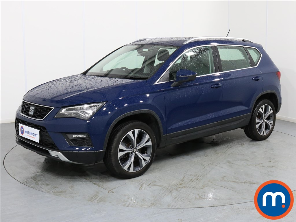 Seat Ateca SE Technology - Stock Number 1065803 Passenger side front corner