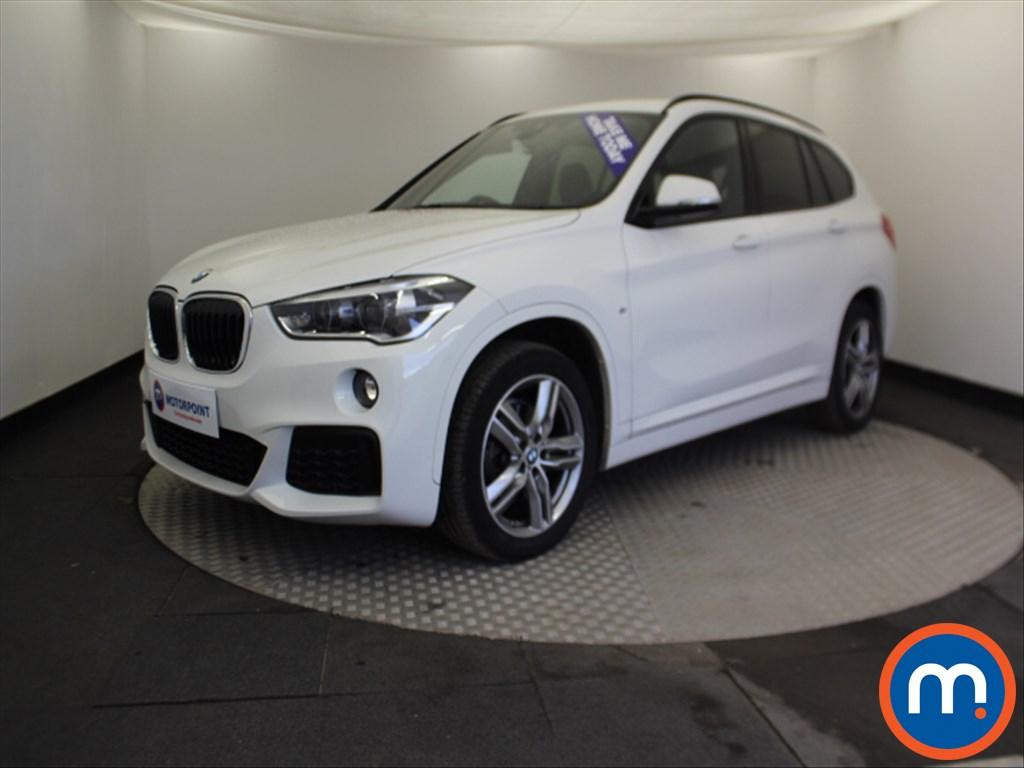 BMW X1 M Sport - Stock Number 1066694 Passenger side front corner