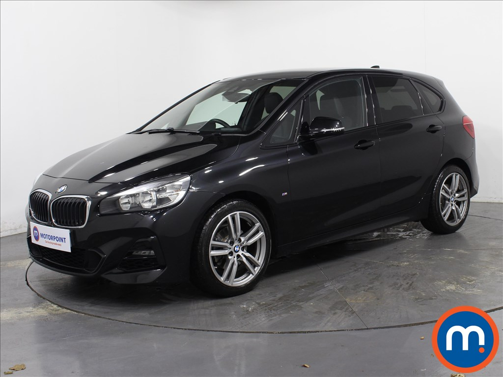 BMW 2 Series M Sport - Stock Number 1058604 Passenger side front corner