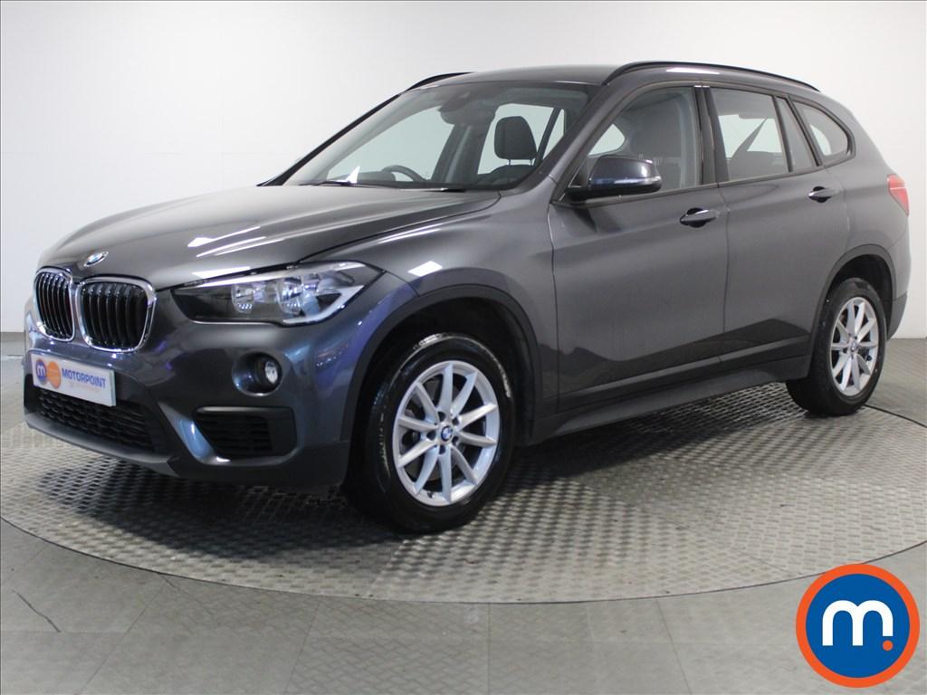 BMW X1 SE - Stock Number 1065684 Passenger side front corner