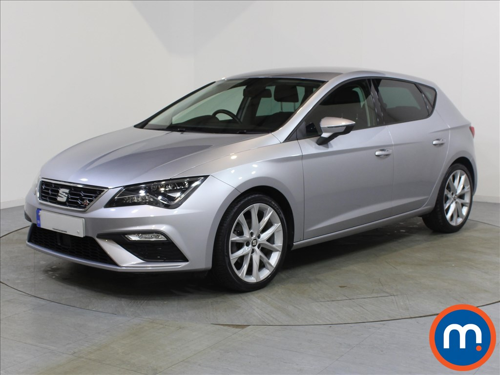 Seat Leon FR Technology - Stock Number 1066281 Passenger side front corner