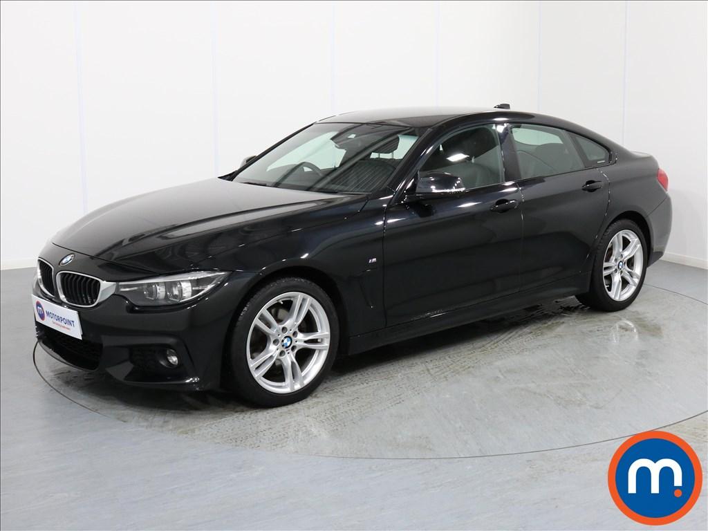 BMW 4 Series M Sport - Stock Number 1068518 Passenger side front corner