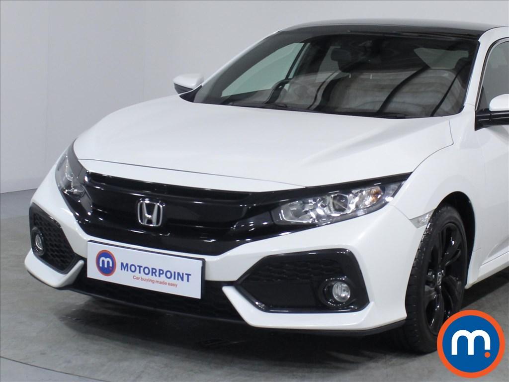Honda Civic EX - Stock Number 1063120 Passenger side front corner