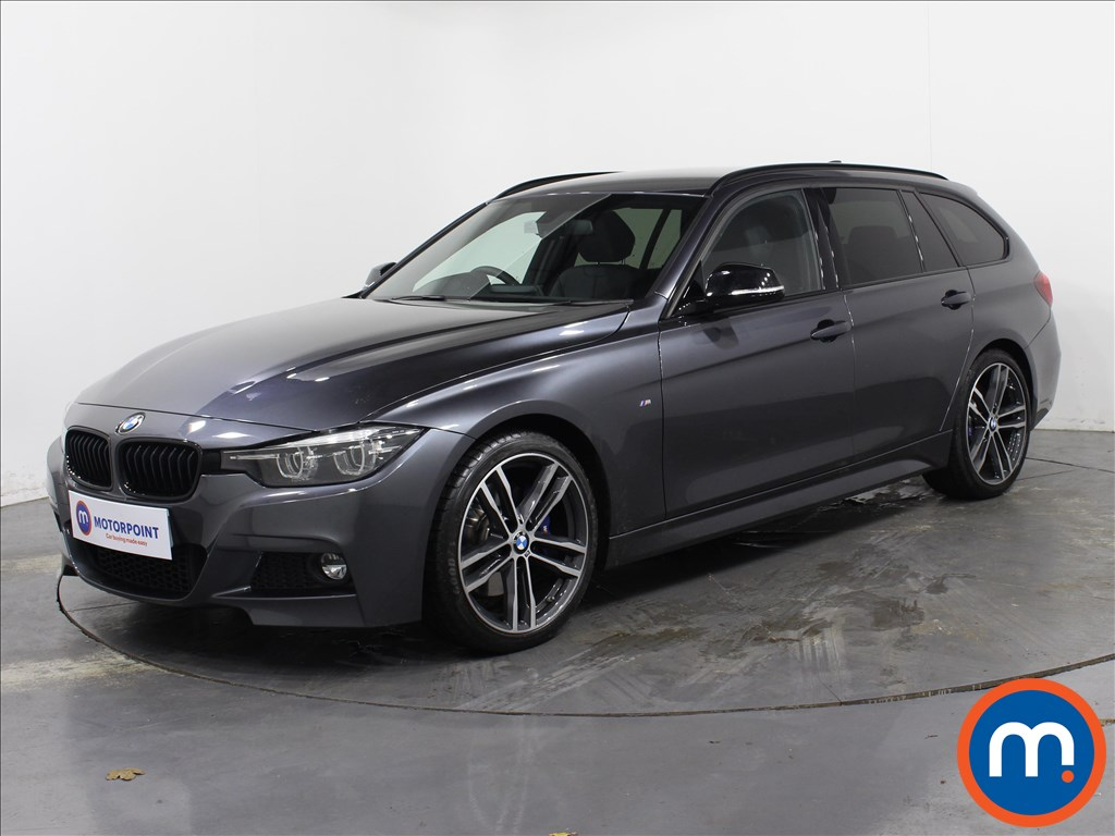 BMW 3 Series M Sport Shadow Edition - Stock Number 1059914 Passenger side front corner