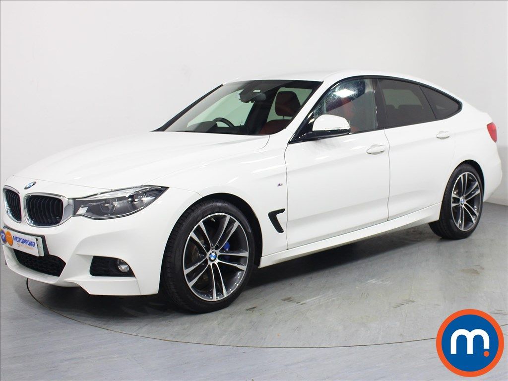 BMW 3 Series M Sport - Stock Number 1065228 Passenger side front corner