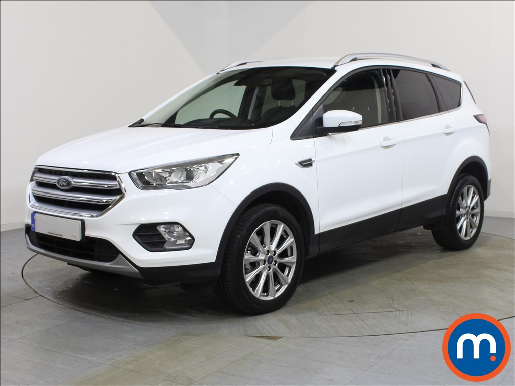 Ford Kuga Titanium Edition - Stock Number 1065522 Passenger side front corner