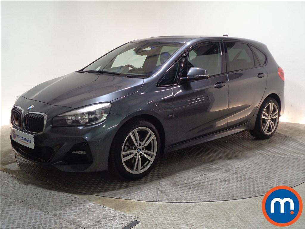 BMW 2 Series M Sport - Stock Number 1065010 Passenger side front corner