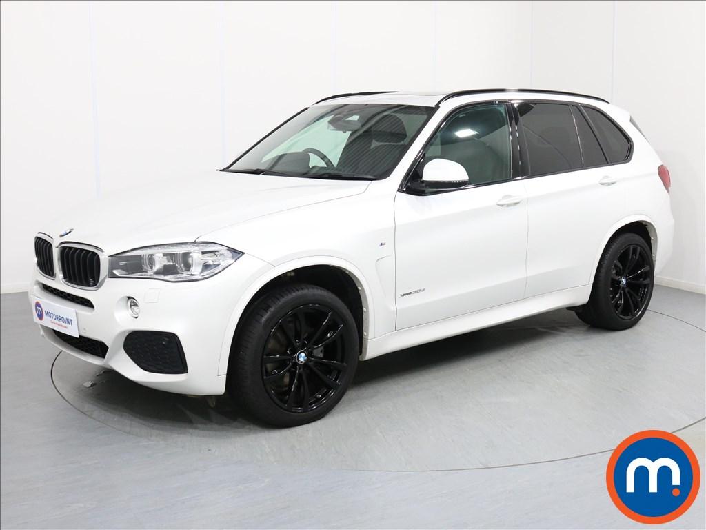 BMW X5 M Sport - Stock Number 1066584 Passenger side front corner