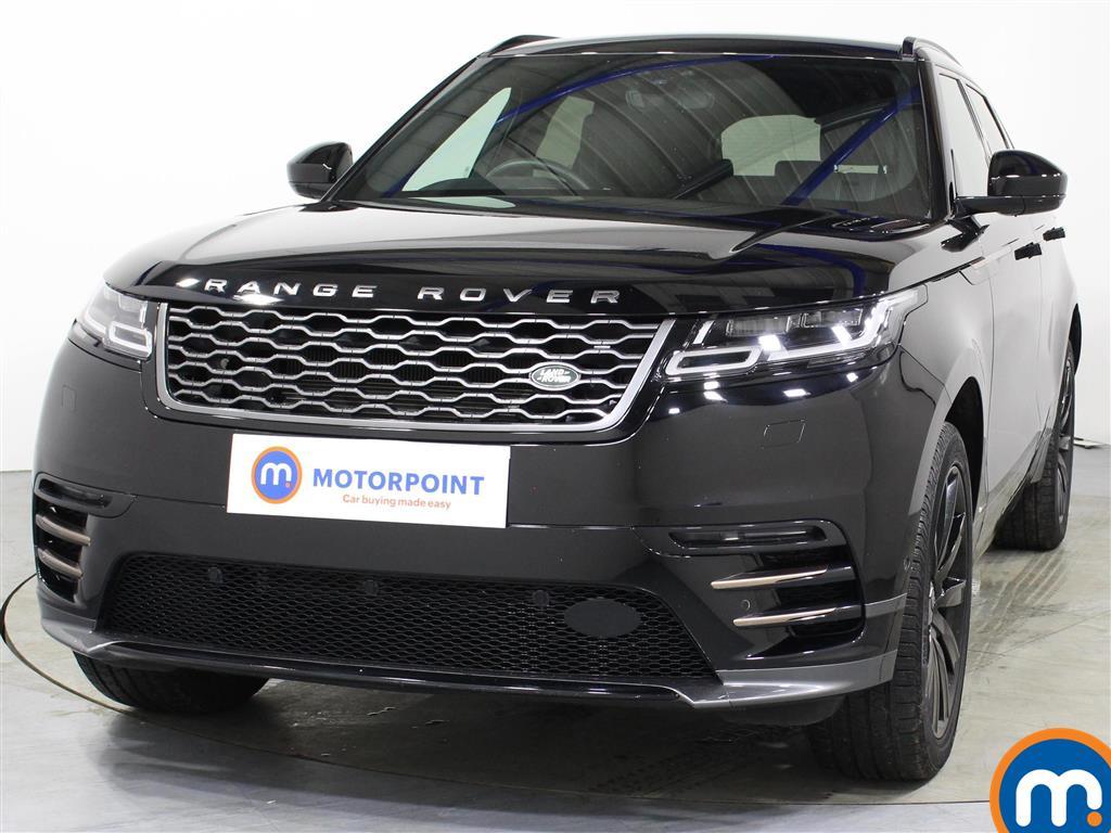 Land Rover Range Rover Velar R-Dynamic HSE - Stock Number 1068026 Passenger side front corner
