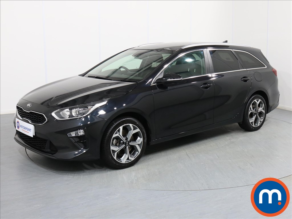 KIA Ceed 3 - Stock Number 1068947 Passenger side front corner