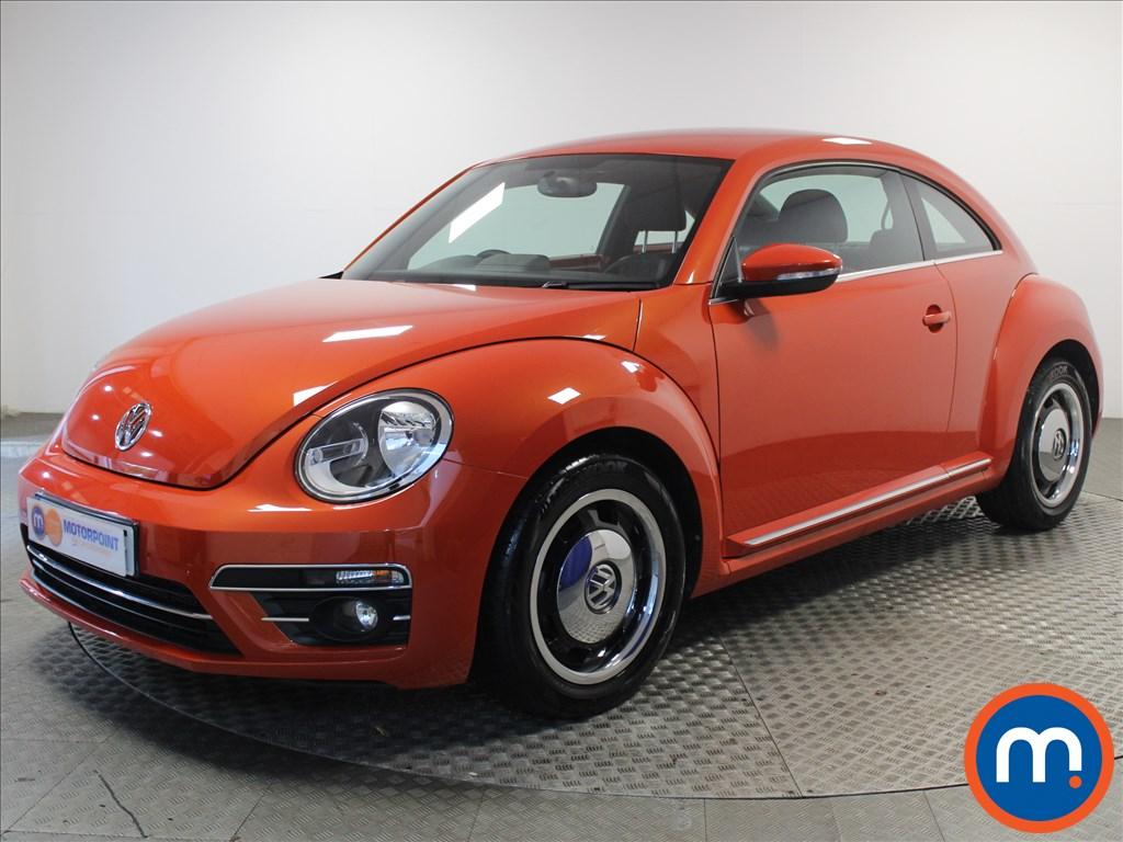 Volkswagen Beetle Design - Stock Number 1066693 Passenger side front corner