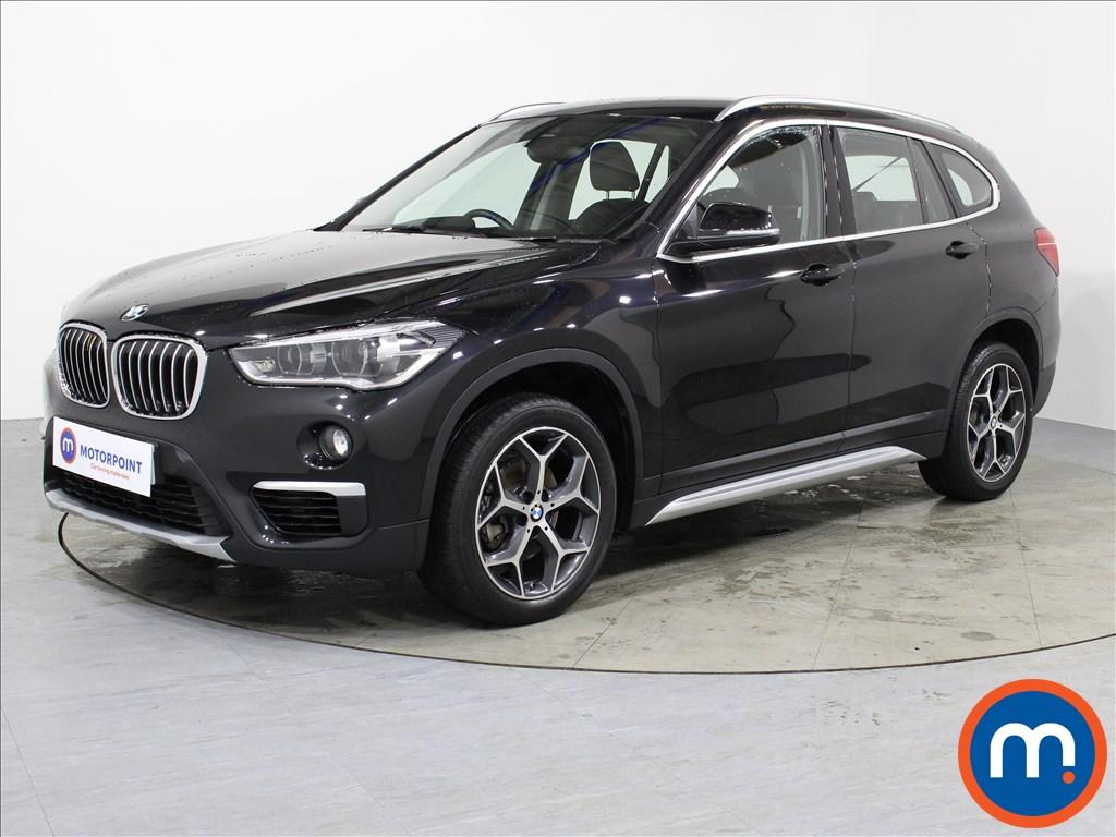 BMW X1 xLine - Stock Number 1066705 Passenger side front corner