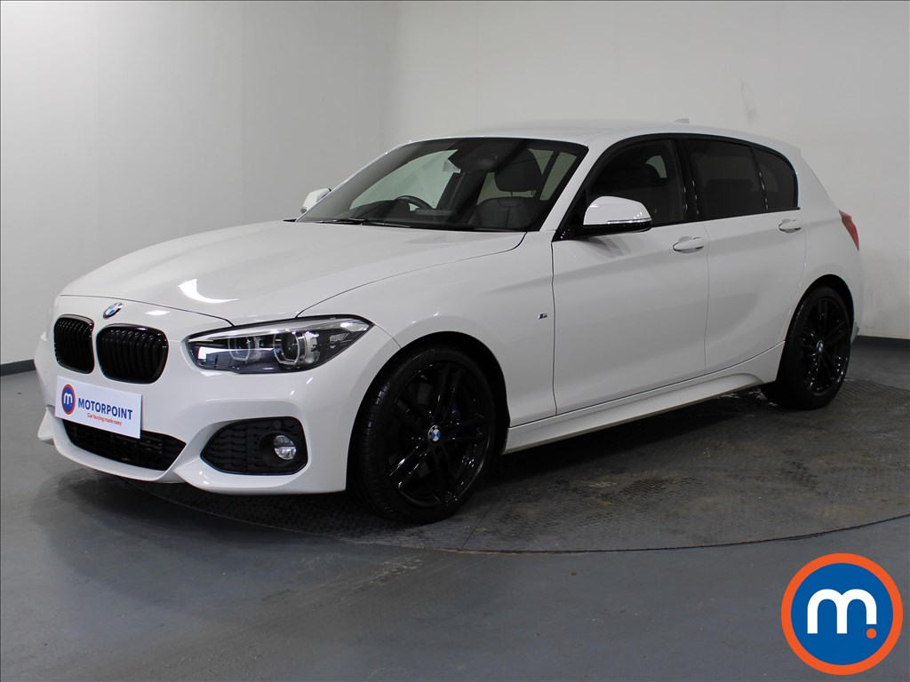 BMW 1 Series M Sport Shadow Edition - Stock Number 1067736 Passenger side front corner