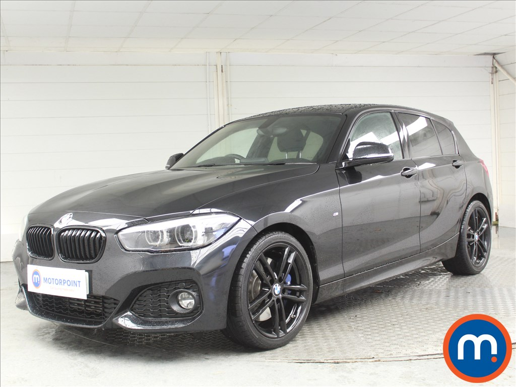 BMW 1 Series M Sport Shadow Edition - Stock Number 1067218 Passenger side front corner