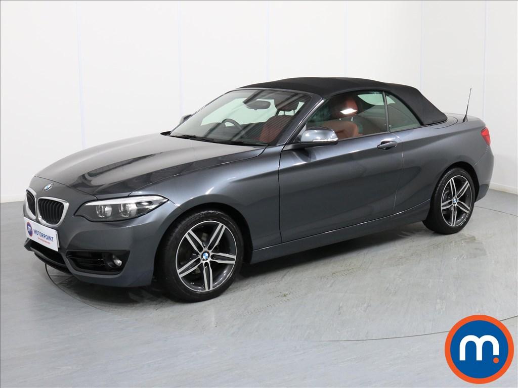 BMW 2 Series Sport - Stock Number 1069184 Passenger side front corner