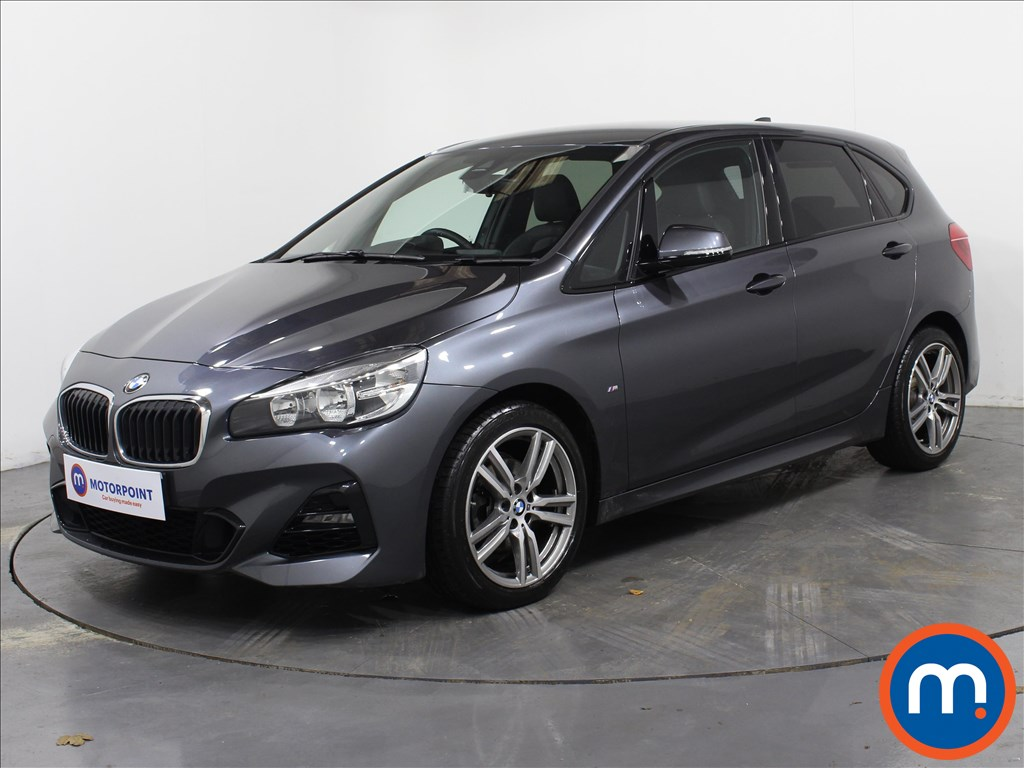 BMW 2 Series M Sport - Stock Number 1065012 Passenger side front corner