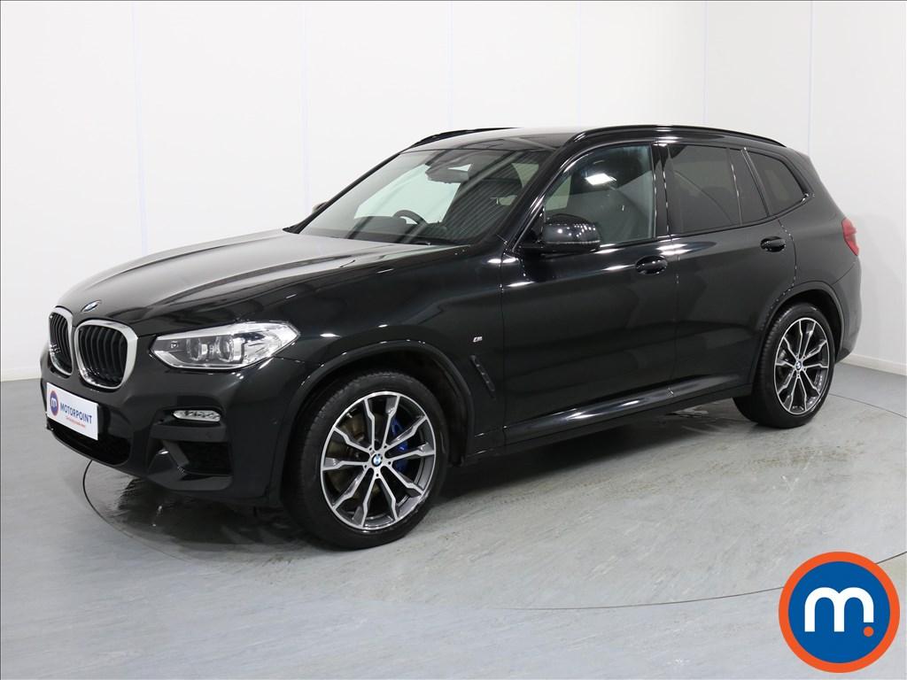 BMW X3 M Sport - Stock Number 1063753 Passenger side front corner