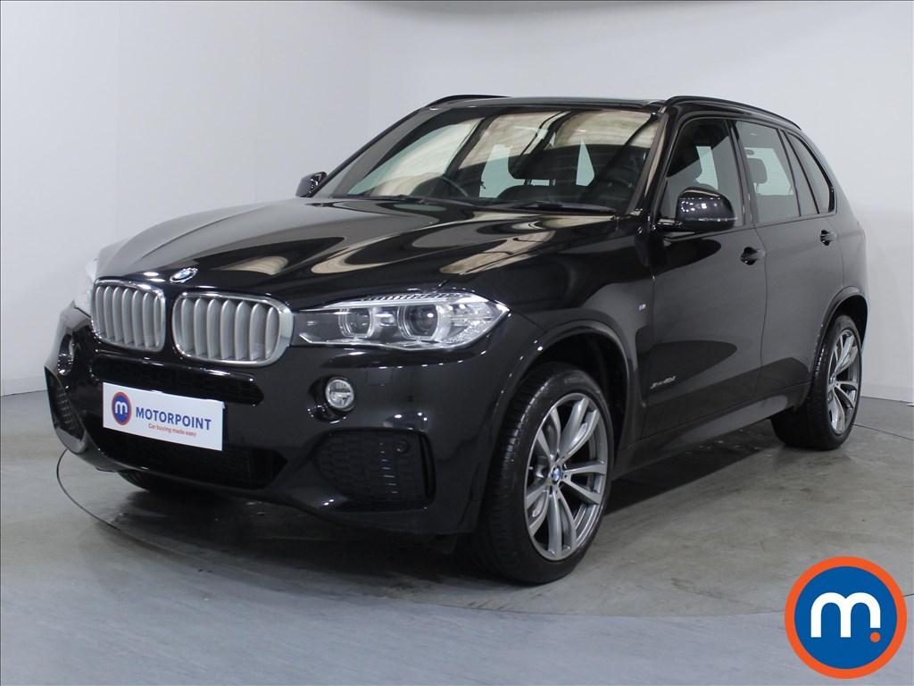 BMW X5 M Sport - Stock Number 1065111 Passenger side front corner