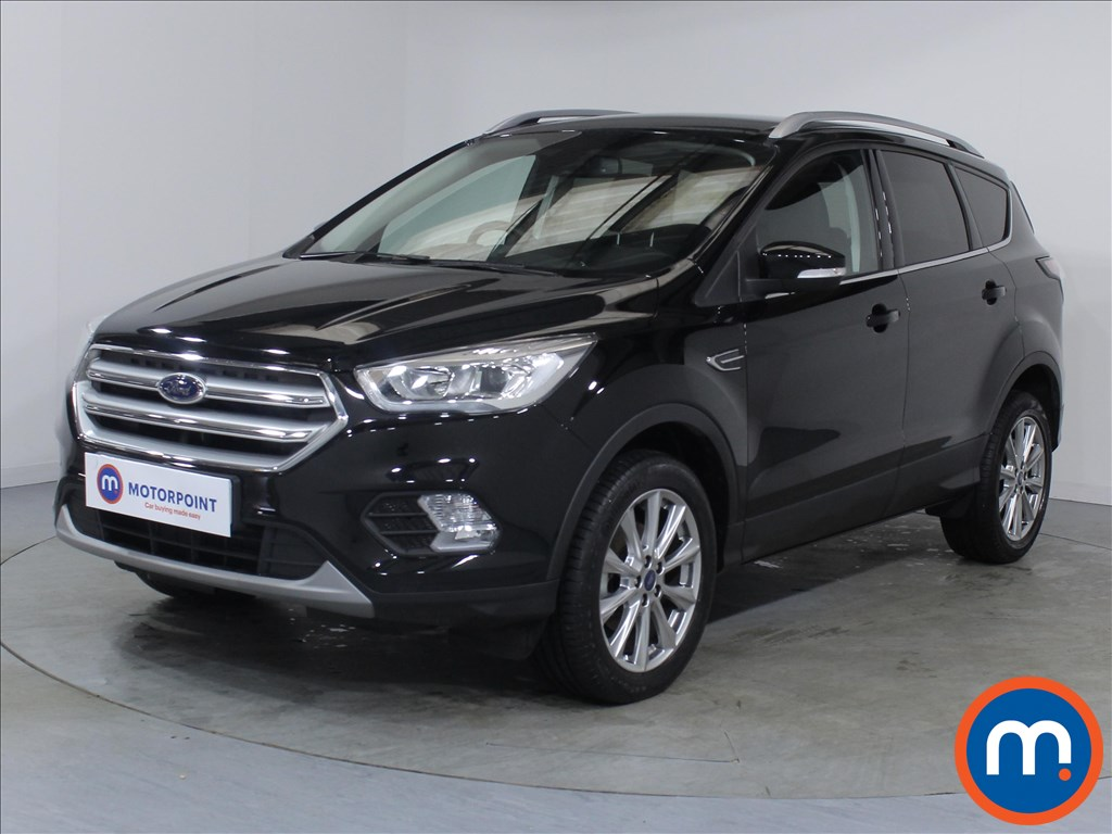 Ford Kuga Titanium Edition - Stock Number 1065527 Passenger side front corner