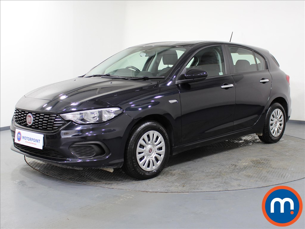 Fiat Tipo Easy - Stock Number 1068300 Passenger side front corner