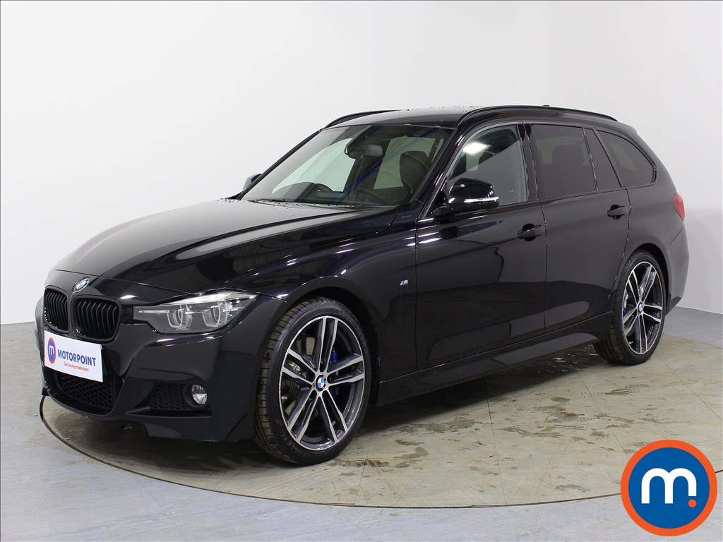 BMW 3 Series M Sport Shadow Edition - Stock Number 1065310 Passenger side front corner