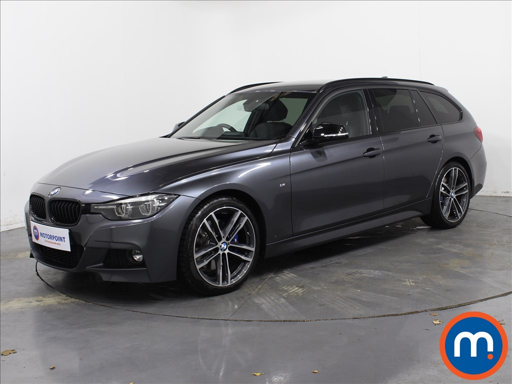 BMW 3 Series M Sport Shadow Edition - Stock Number 1065305 Passenger side front corner