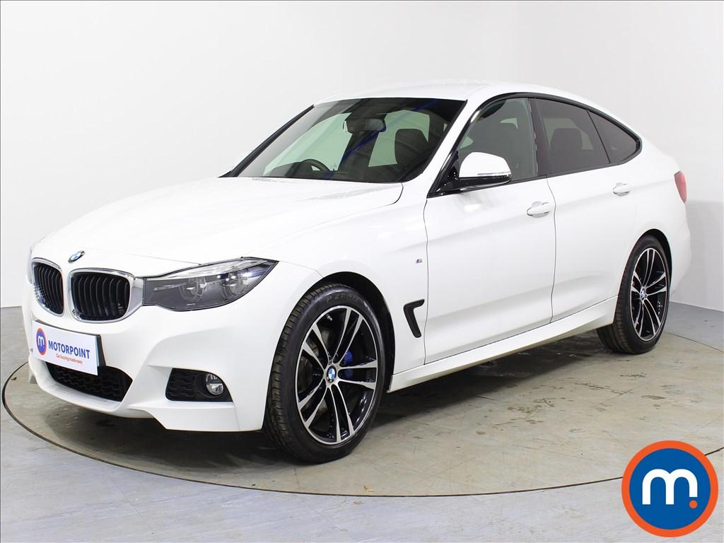 BMW 3 Series M Sport - Stock Number 1060901 Passenger side front corner
