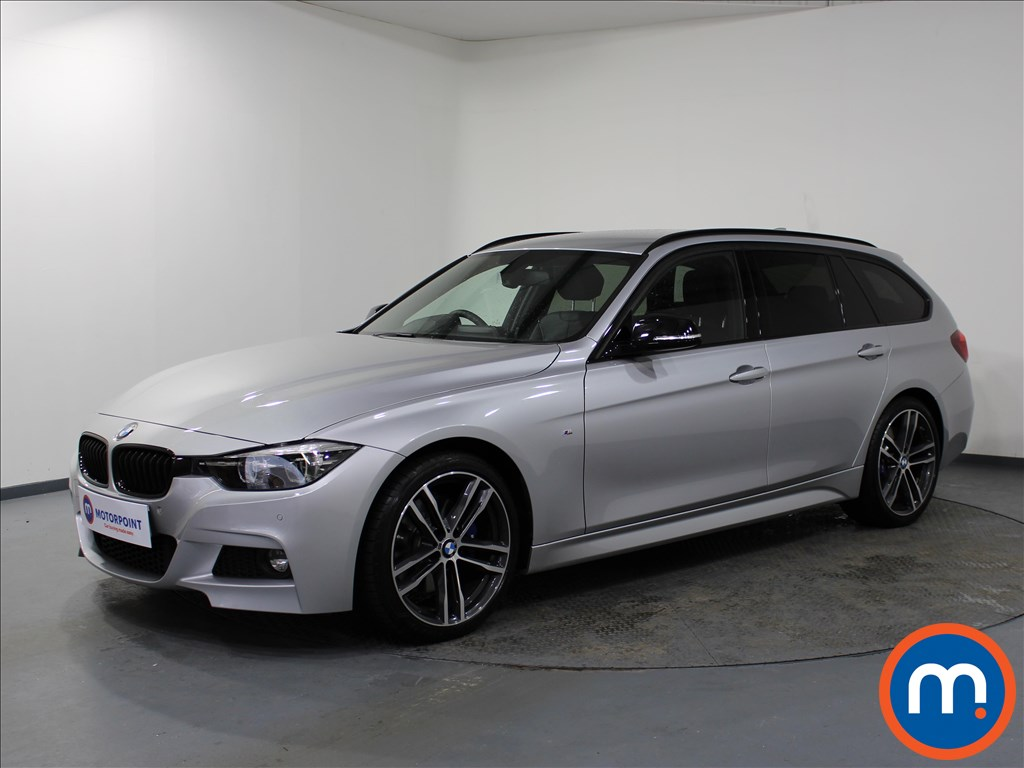 BMW 3 Series M Sport Shadow Edition - Stock Number 1066650 Passenger side front corner