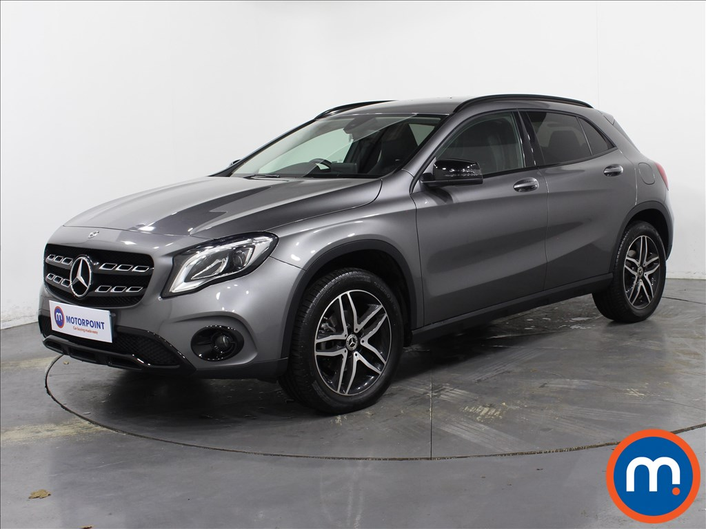 Mercedes-Benz Gla Class Urban Edition - Stock Number 1066376 Passenger side front corner