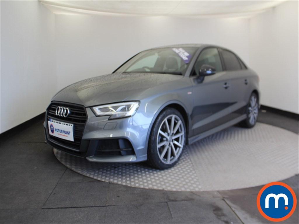 Audi A3 Black Edition - Stock Number 1067082 Passenger side front corner