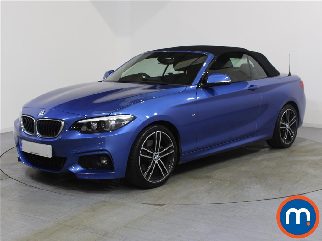BMW 2 Series M Sport - Stock Number 1065904 Passenger side front corner