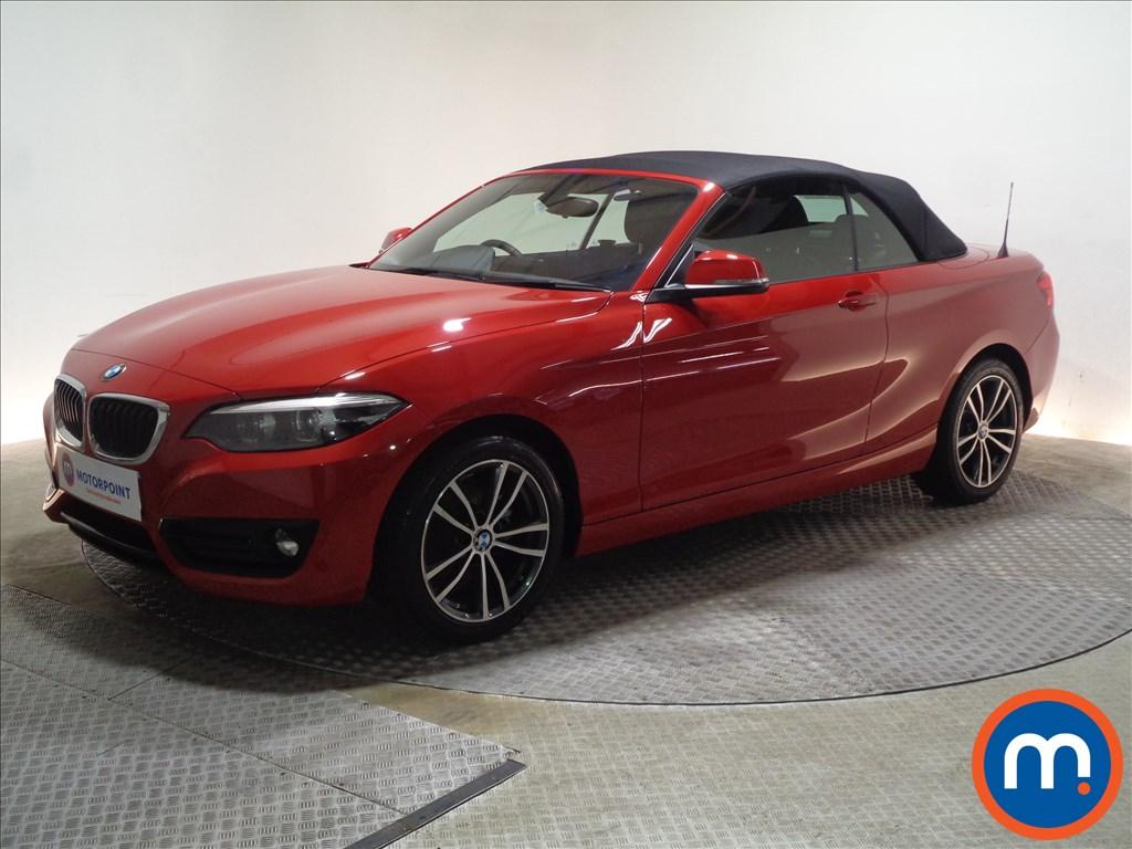 BMW 2 Series Sport - Stock Number 1069303 Passenger side front corner