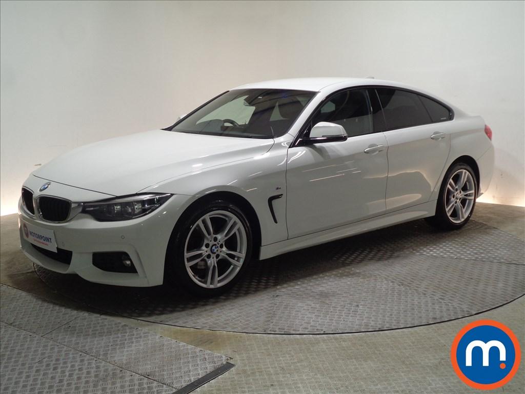 BMW 4 Series M Sport - Stock Number 1065773 Passenger side front corner