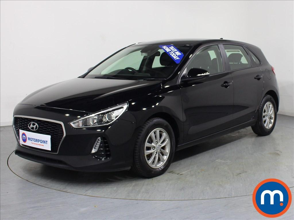 Hyundai I30 S - Stock Number 1068314 Passenger side front corner