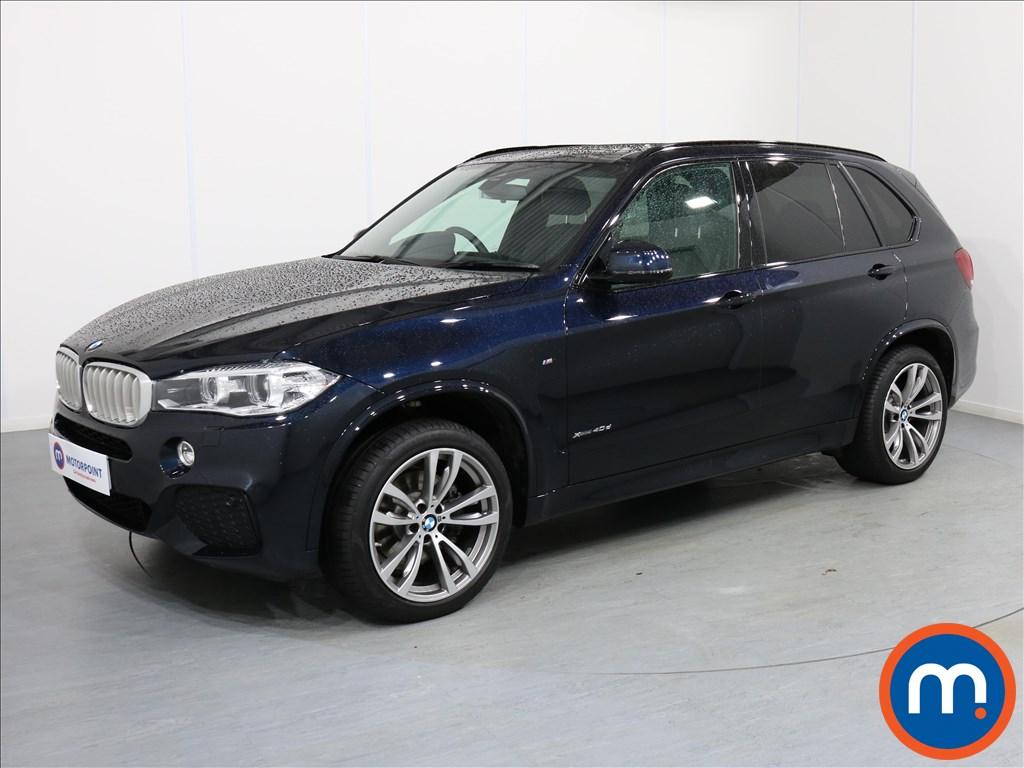BMW X5 M Sport - Stock Number 1066579 Passenger side front corner