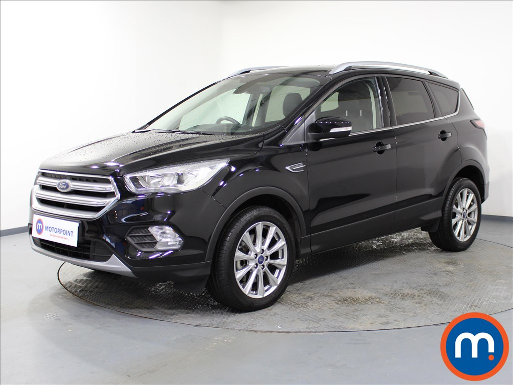 Ford Kuga Titanium Edition - Stock Number 1065543 Passenger side front corner