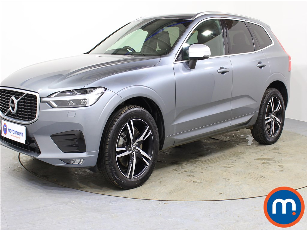 Volvo Xc60 R DESIGN - Stock Number 1065840 Passenger side front corner