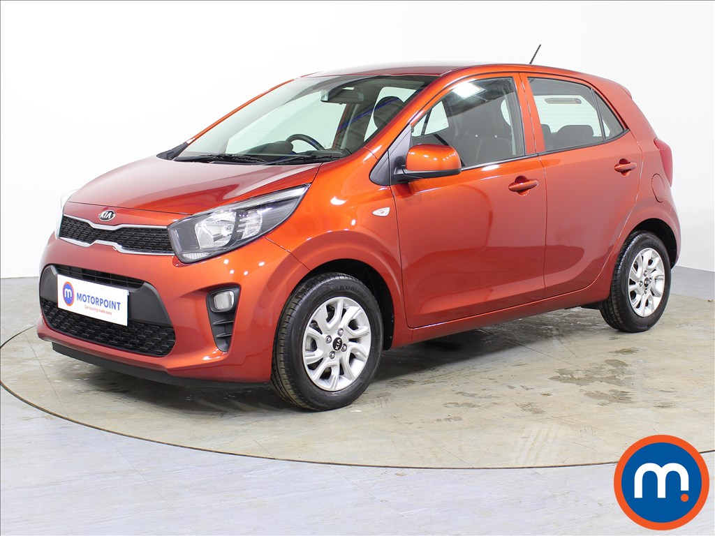 KIA Picanto 2 - Stock Number 1060500 Passenger side front corner