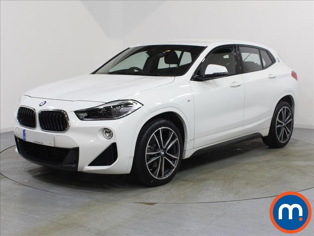 BMW X2 M Sport - Stock Number 1068486 Passenger side front corner