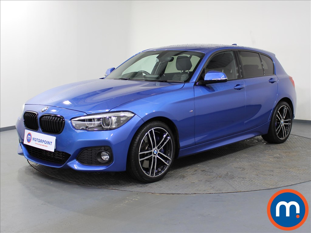 BMW 1 Series M Sport Shadow Edition - Stock Number 1065024 Passenger side front corner