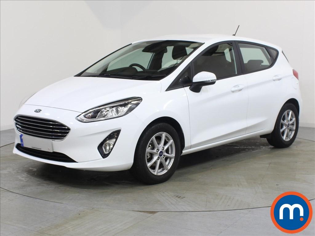 Ford Fiesta Zetec - Stock Number 1067541 Passenger side front corner
