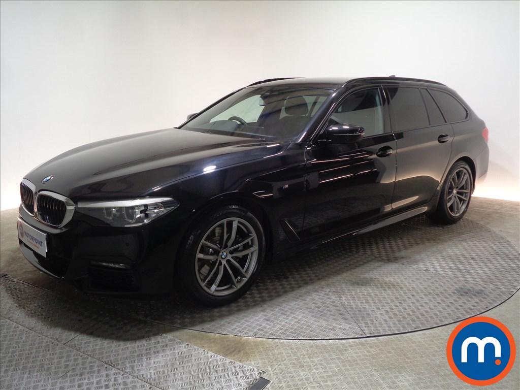 BMW 5 Series M Sport - Stock Number 1062179 Passenger side front corner