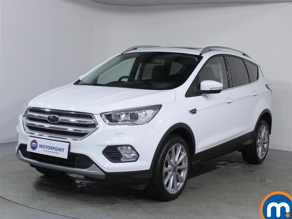Ford Kuga Titanium X Edition - Stock Number 1065243 Passenger side front corner