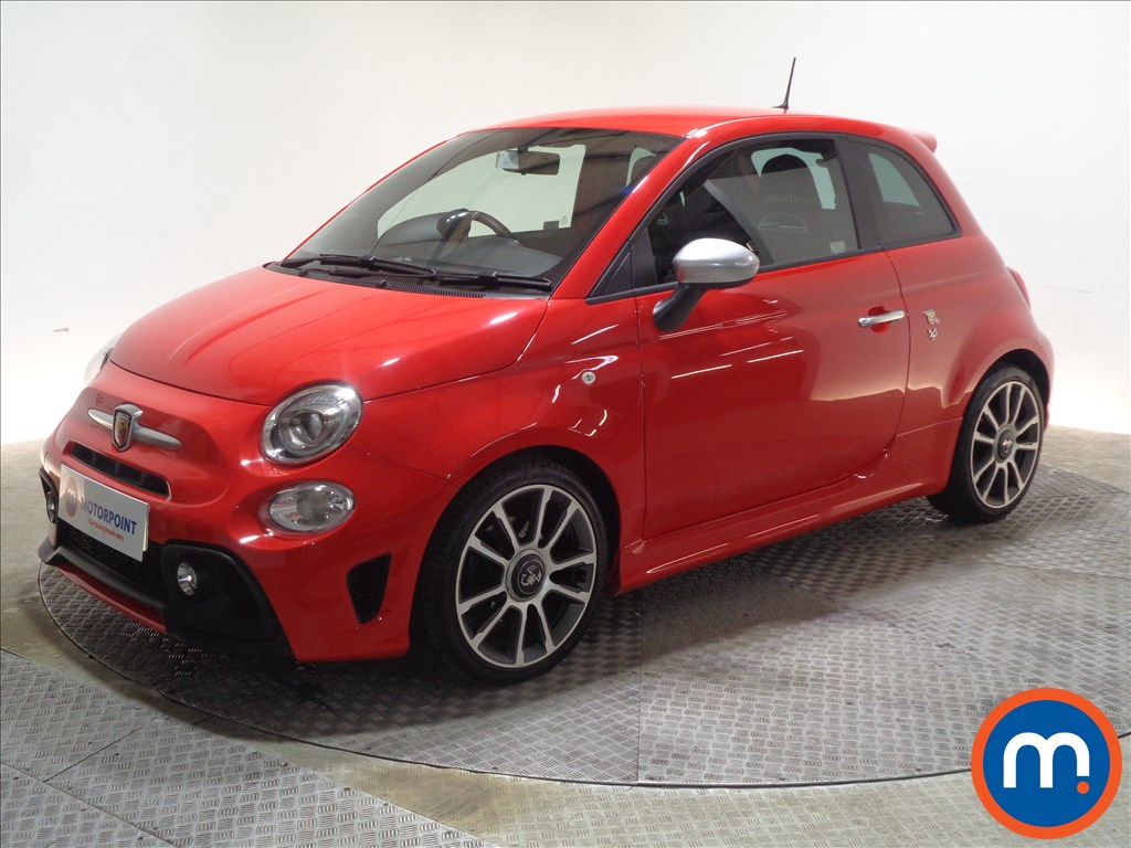 Abarth 595 Turismo - Stock Number 1062547 Passenger side front corner