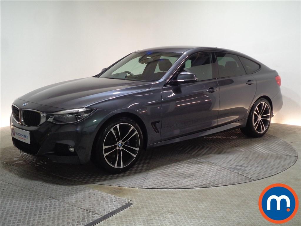 BMW 3 Series M Sport - Stock Number 1065275 Passenger side front corner