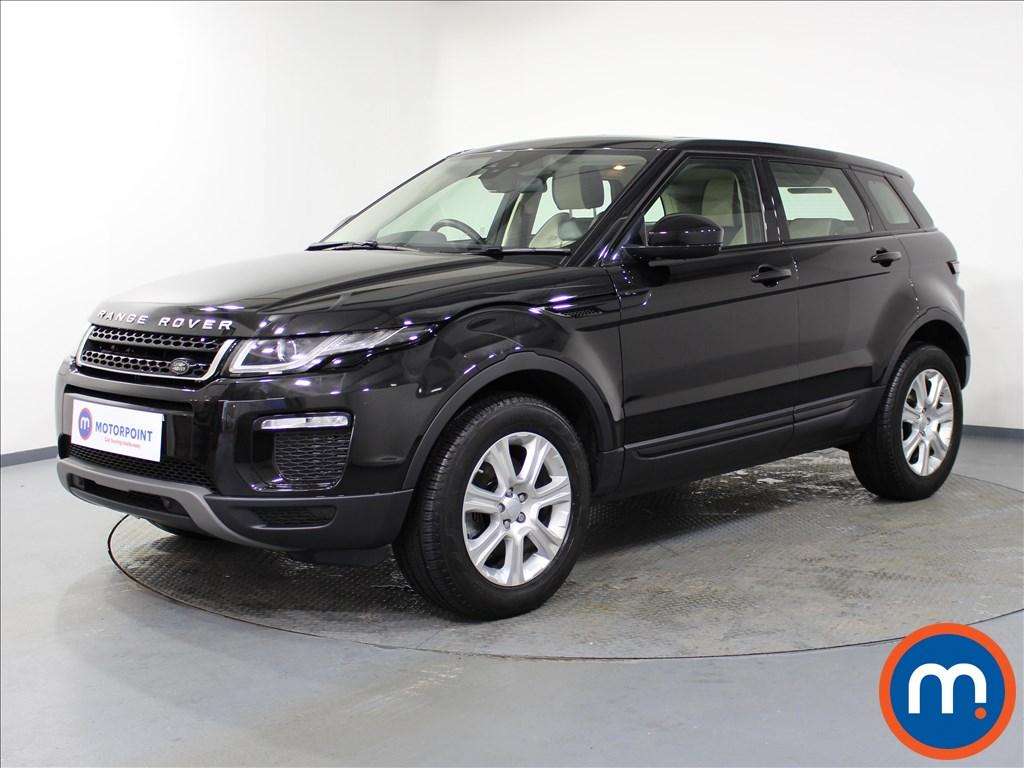Land Rover Range Rover Evoque SE Tech - Stock Number 1066588 Passenger side front corner
