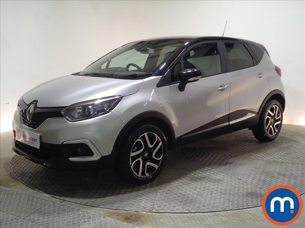 Renault Captur Iconic - Stock Number 1067238 Passenger side front corner