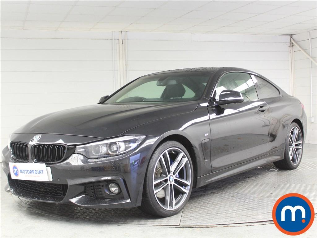 BMW 4 Series M Sport - Stock Number 1067556 Passenger side front corner